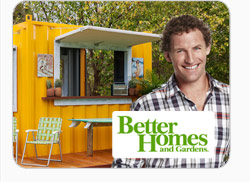 Better Homes & Gardens - Shipping Containers