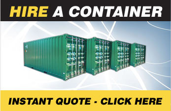 Hire a Shipping Container