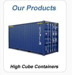 High Cube Containers