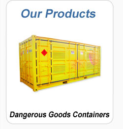 Hazardous Goods Containers